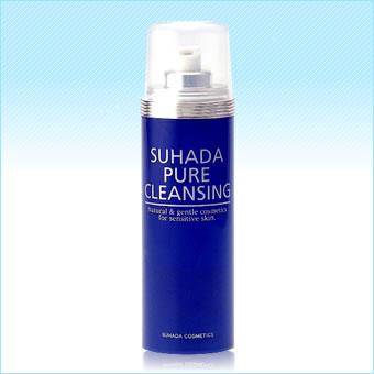 スハダコスメチックス  スハダ ピュアクレンジング(洗顔料)/ Suhada Pure Cleansing (Face Wash)