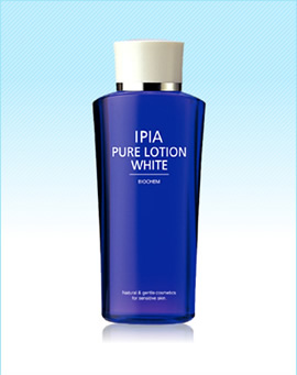 スハダコスメチックス  イピア ピュアローション ホワイト(化粧水)/ IPIA Pure Lotion White (Facial Toner)