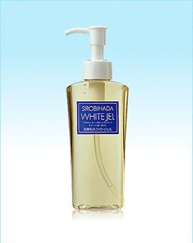 スハダコスメチックス  ラヴィソワール ホワイトジェル (150ml)/ Raviesoir White Jel (150mL)